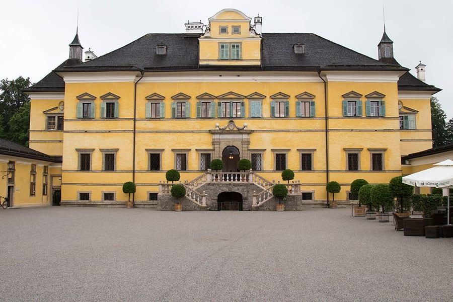 ארמון הקיץ Hellbrunn