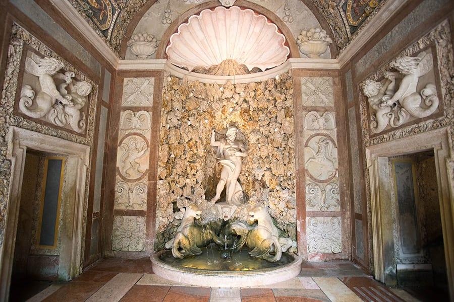 ארמון Hellbrunn