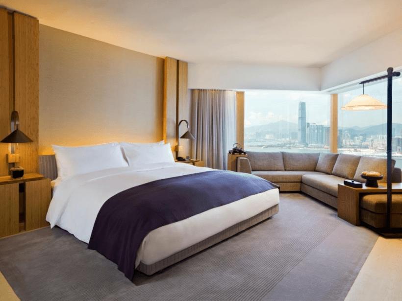 מלון The Upper House, הונג קונג. צילום: יחצ אגודה