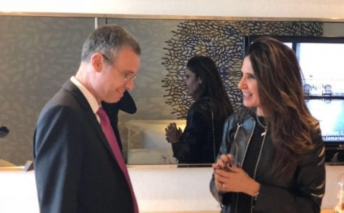 """ענת סטריק-דהאן מונתה כמשנה למנכ""""ל ישראל-קנדה מלונות"""