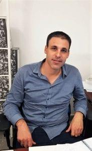 עמית פורת מנכל רשת מלונות אוליב צ. יחצ