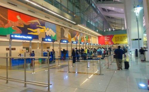 שדה התעופה של דלהי
