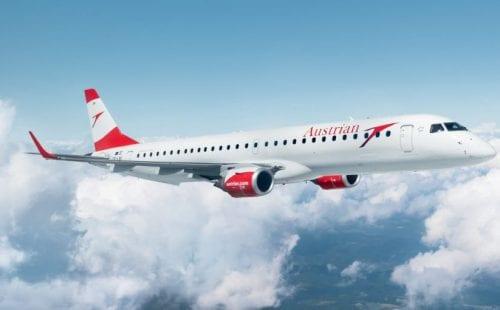 """אוסטריאן איירליינס: 17 טיסות שבועיות בקו ת""""א-וינה. צילום: יח""""צ"""