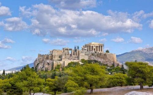 אקרופוליס אתונה