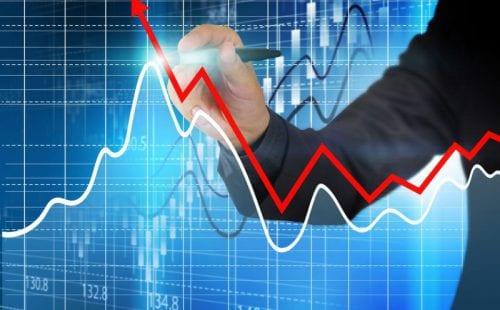 ירידות שערים היום הבבורסה