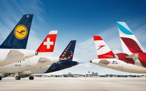 מטוסי קבוצת לופטהנזה