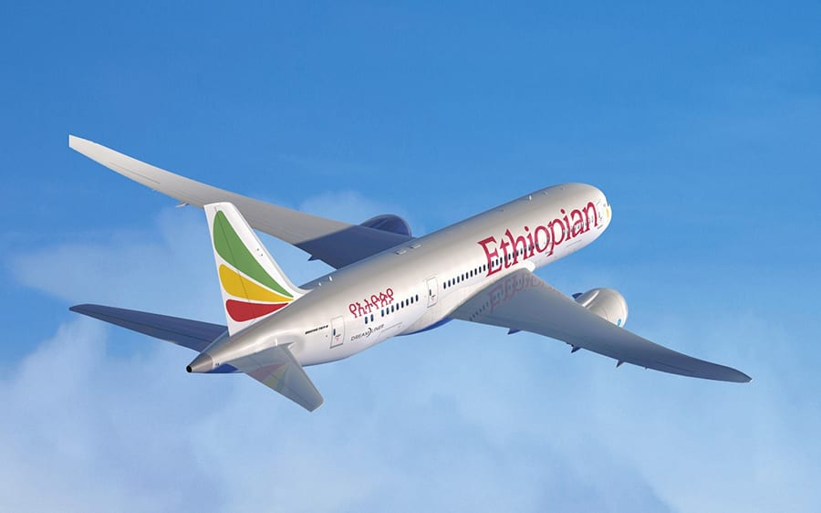 אתיופיאן חוזרת לטוס בתדירות גבוהה יותר
