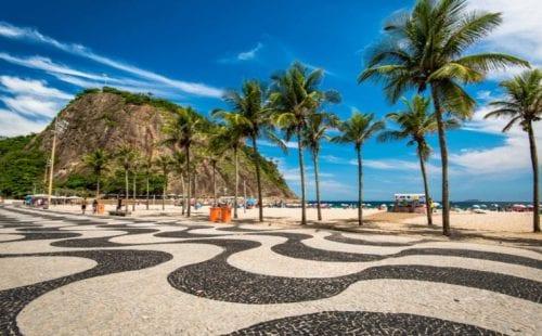 חוף קופקבנה, ריו, ברזיל
