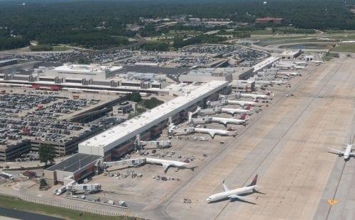 נמל התעופה אטלנטה