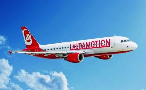 מטוס חברת לאודה
