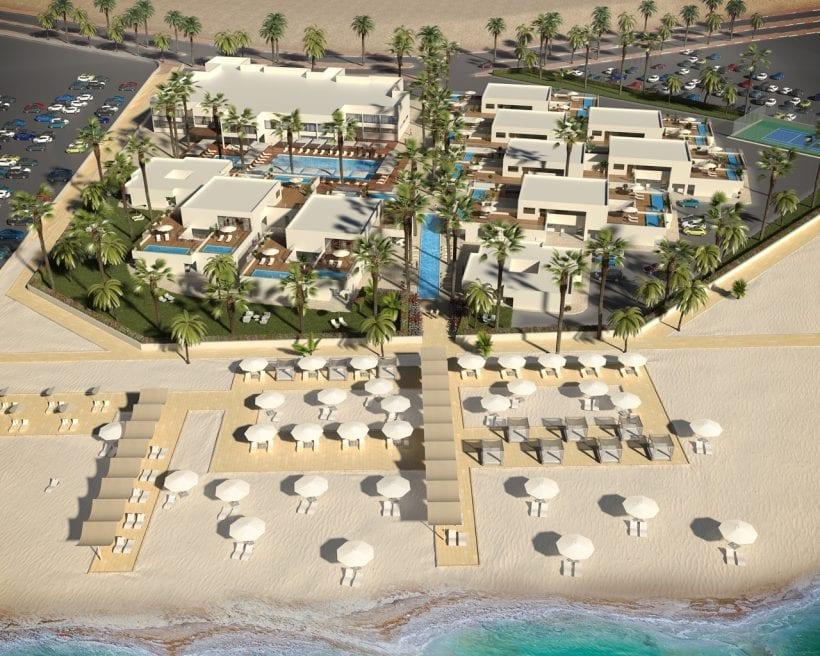 מלון מילוס ים המלח של קבוצת נקש. צילום: יחצ קבוצת נקש