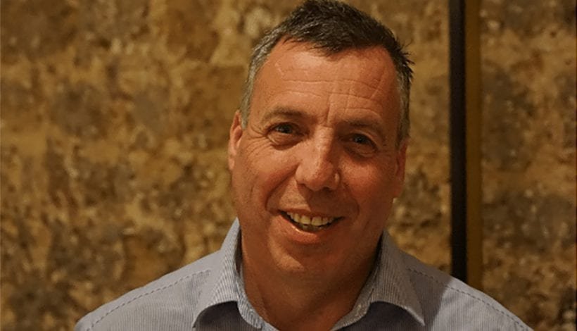 ניק וילקינסון, סגן נשיא חברת הקרוז נורווג'יאן קרוז ליין (NCL)