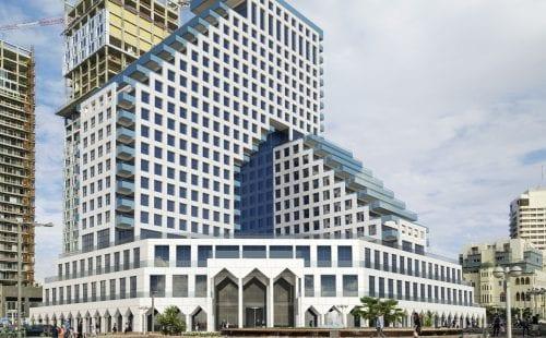 מלון האופרה תל אביב
