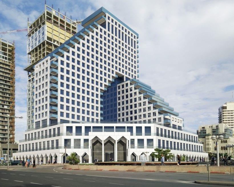 מלון האופרה תל אביב. צילום: יחצ קבוצת נקש
