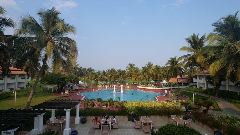 הכל כלול בגואה, הודו. צילום: עידו רימון