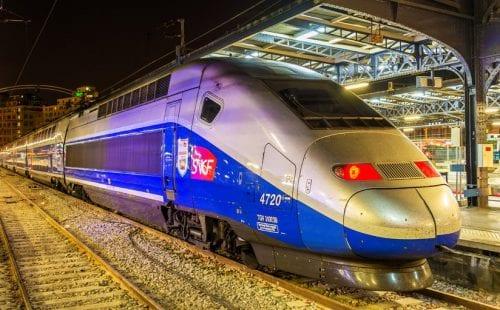 הרכבת הצרפתית