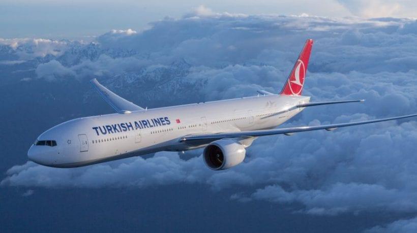 טורקיש אייליינס במקום השני