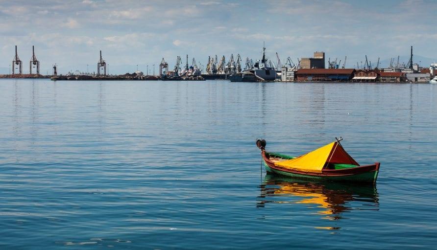 המרעננת הרשמית של יוון - סלוניקי. צילום: Shutterstock