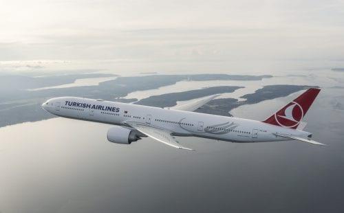 Turkish Airlines Boeing 777