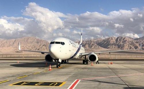רשות התעופה האזרחית עדיין לא אישרה לאל על לטוס לאילת