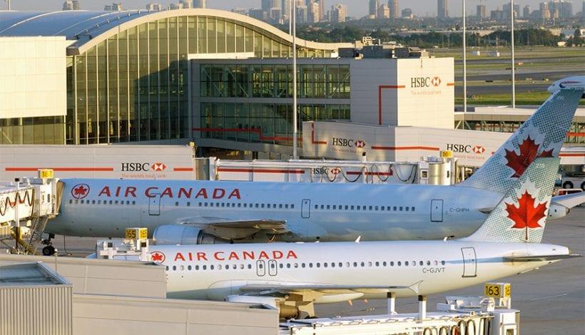"""אייר קנדה תחל לטוס גם למונטריאול. צילום: יח""""צ"""