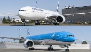 אייר פראנס - KLM