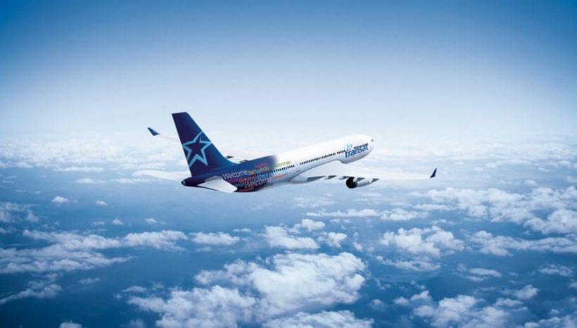 """חברת השכר הקנדית אייר טרנזט תפעיל טיסות בקו ת""""א-מונטריאול. צילום: יח""""צ"""