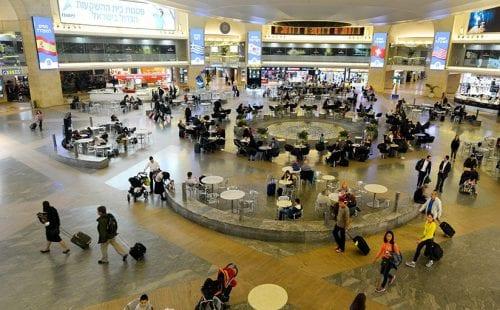 """מעל 2 מיליון נוסעים עברו בחודש יולי בנתב""""ג. צילום: 123rf"""