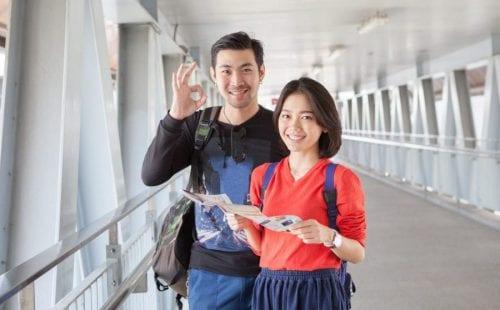 תיירות מסין. צילום 123rf