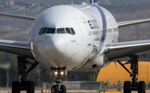 מטוס אל על
