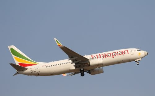 אתיופיאן איירליינס. צילוםshutterstock|בילן-ארפיין-מנהלת-אתיופיאן-איירליינס-בישראל|