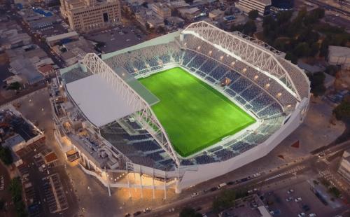 איצטדיון כדורגל