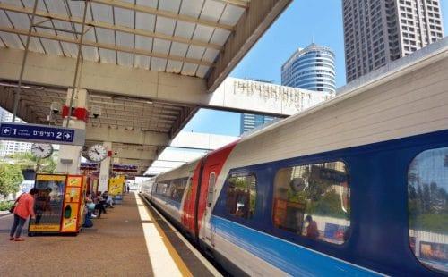 רכבת ישראל. צילום: 123rf