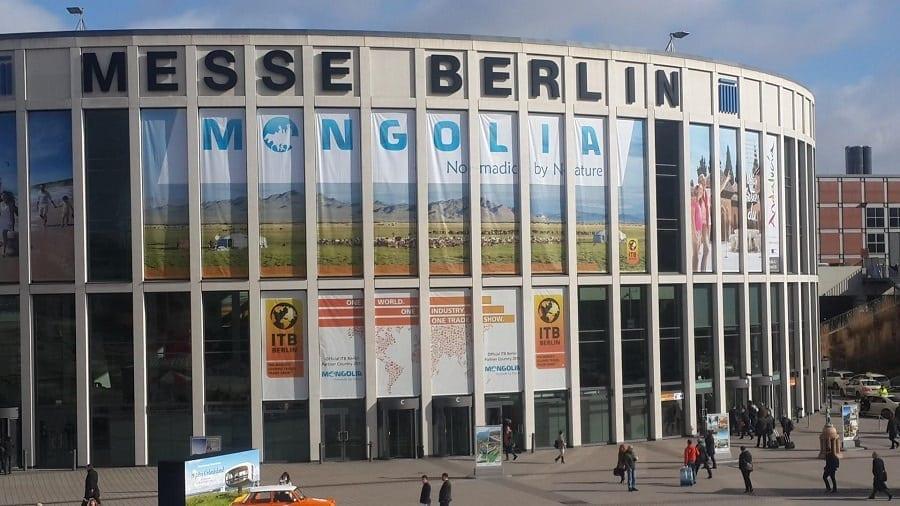 מרכז הירידים בברלין