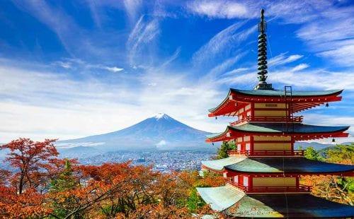 לטייל ביפן