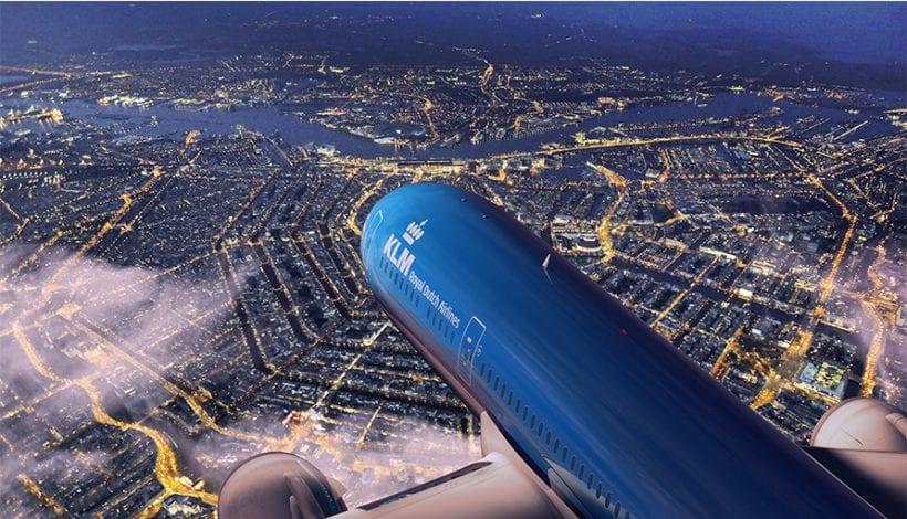 "KLM משיקה קו חדש מאמסטרדם לסאן חוזה בקוסטה ריקה. צילום: יח""צ"