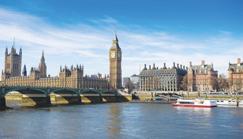 לונדון. צילום: 123rf