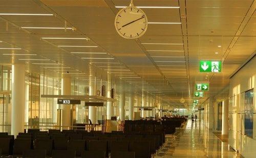 טרמינל 2 בשדה התעופה של מינכן. צילום: 123rf