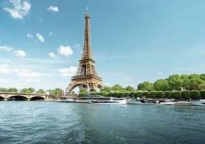 קו תל אביב – פריס זוכה לתגבור משמעותי. צילום: 123rf