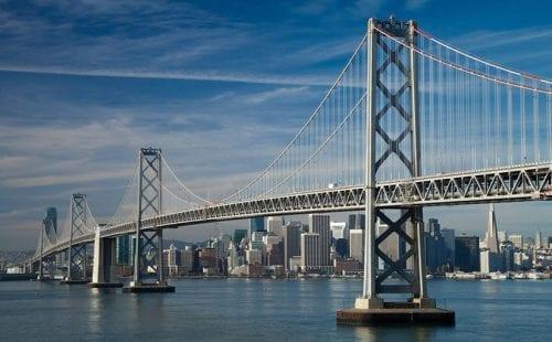 """סן פרנסיסקו: היעד החמישי של אל על בארה""""ב? צילום: 123rf"""