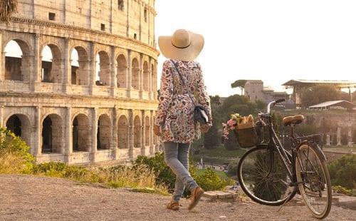 אופניים באיטלה