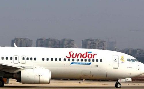 סאן דורנערכת להפעיל טיסות ליעד האקזוטי מאמצע דצמבר