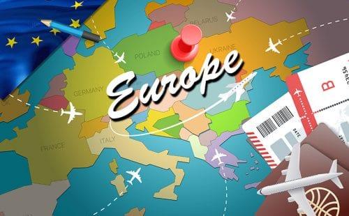 התיירות האירופית