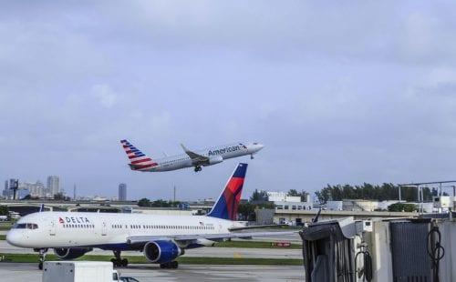 התעופה האמריקאית מתאוששת