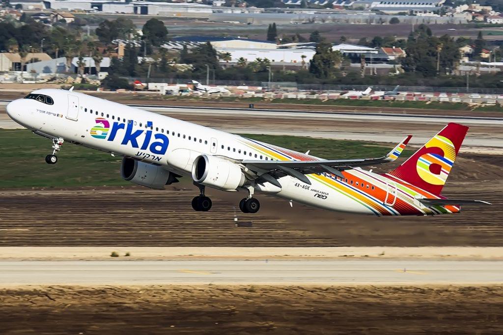 ארקיע תוציא טיסה ראשונה לדובאי ב-3 בדצמבר
