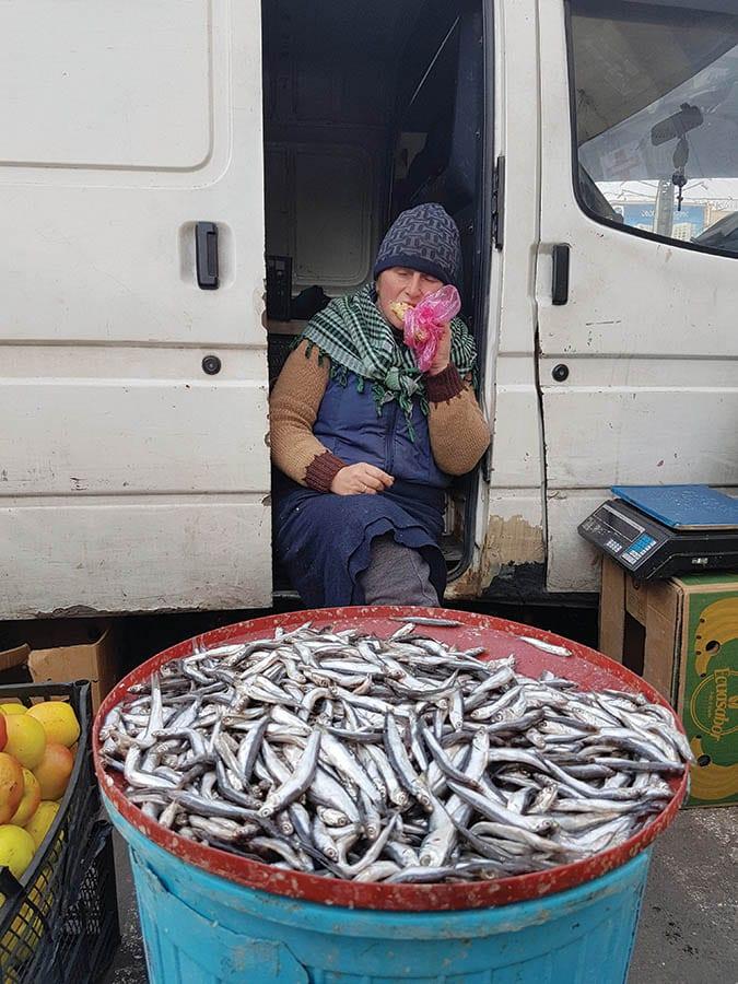 שוק דינמו בטביליסי