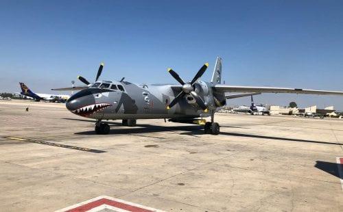 מטוס חברת ELIRON