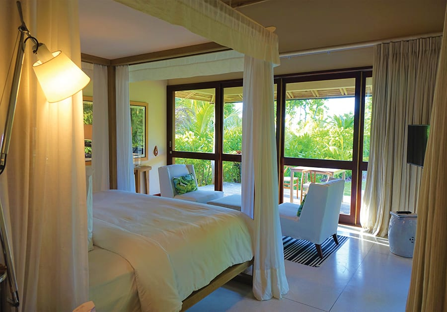 חדר שינה Desroches
