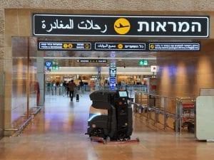 """156.2 אלף ישראלים המריאו לחו""""ל מנתב""""ג במהלך חודש מאי"""