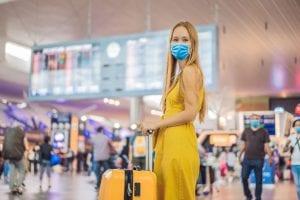 סיכוי נמוך להידבק בטיסות